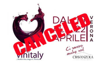 Vinitaly 2020:Canceled
